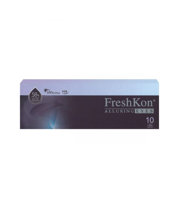 Freshkon Alluring Eyes 1-Day (10 lenses)