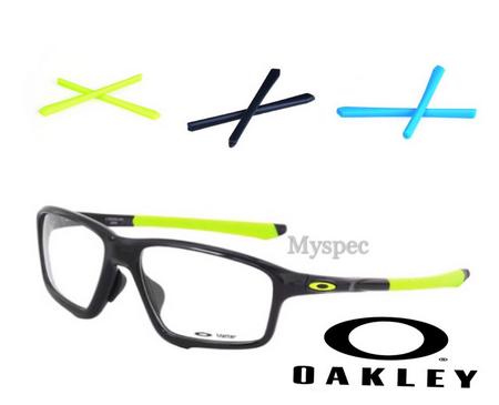 Oakley ORIGINAL Crosslink Zero Earsocks Rubber 1 pair Frame Accessory