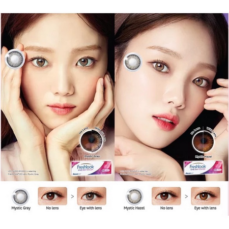 Freshlook Daily Color Contact Lens Freshlook Dailies One-day CC Lens