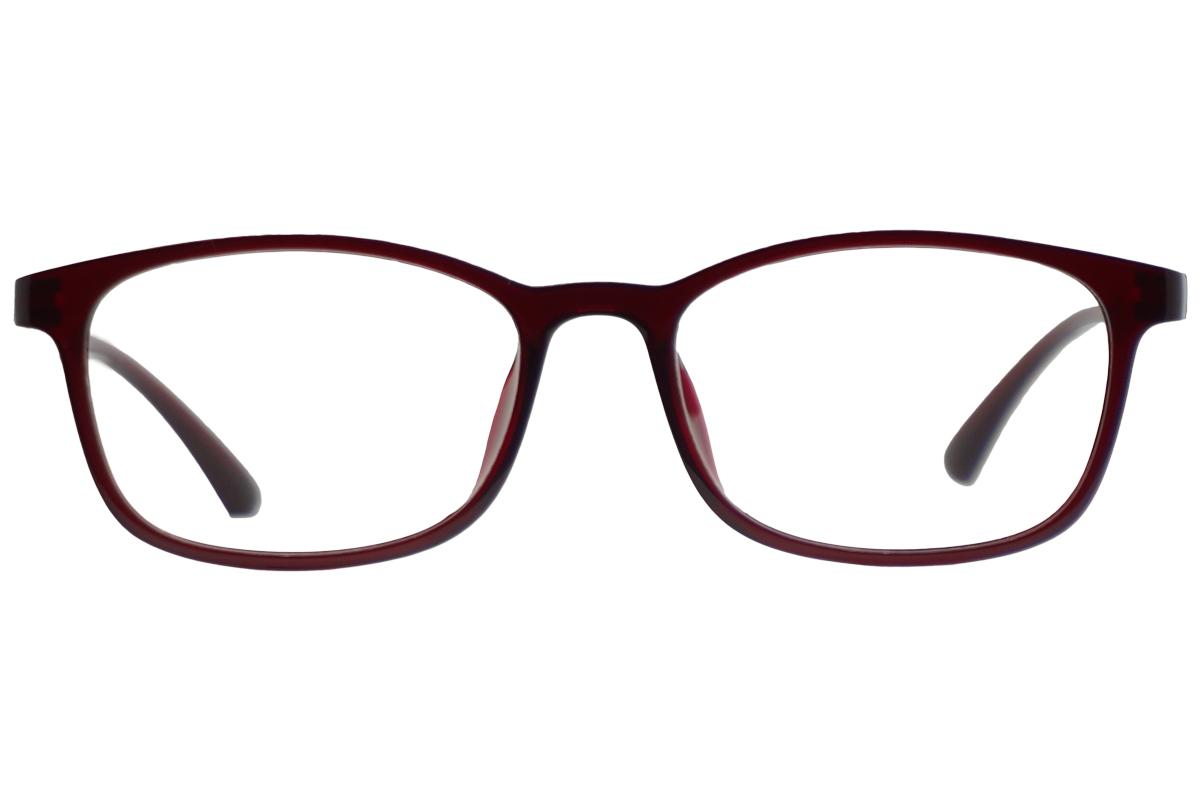 Myspecs Evan Red