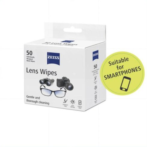 ZEISS LENS WIPES 50'S